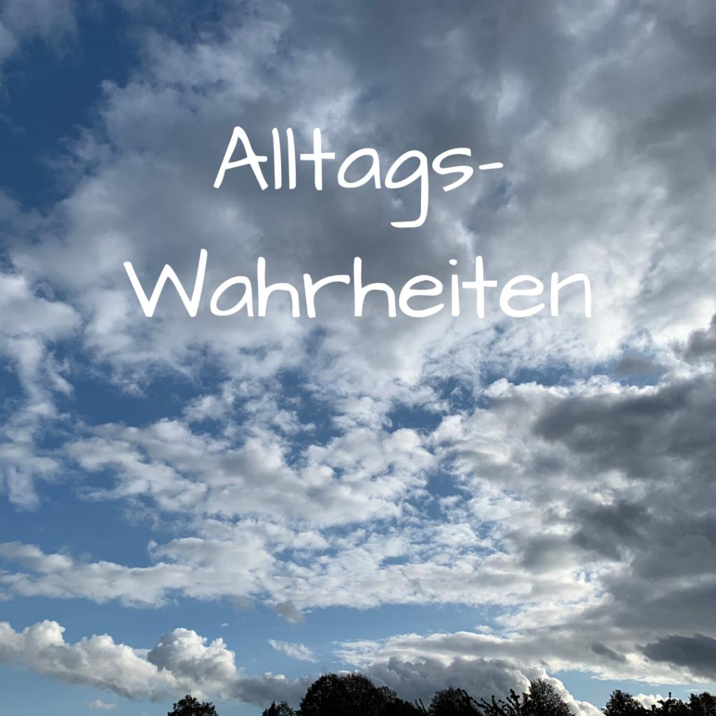 Cover 20-03 Alltagswahrheiten